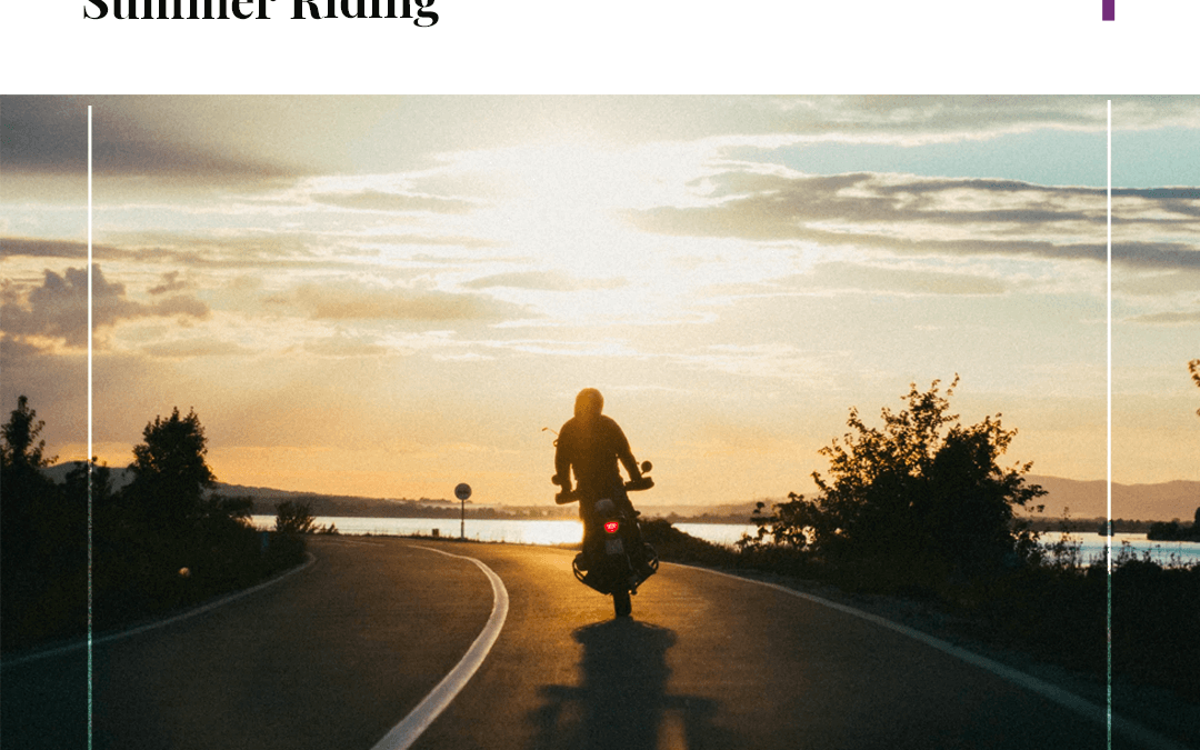 Motorcycle Accident Statistics & Safety Tips for Summer Riding