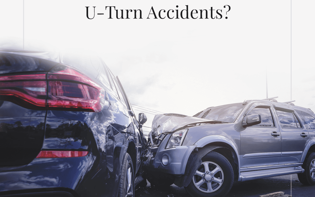 Who Is At Fault for U-Turn Accidents?
