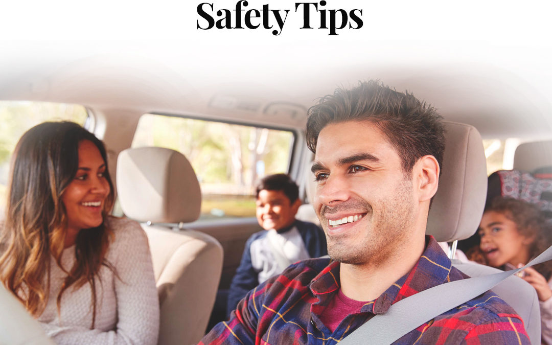 Family Road Trip Safety Tips