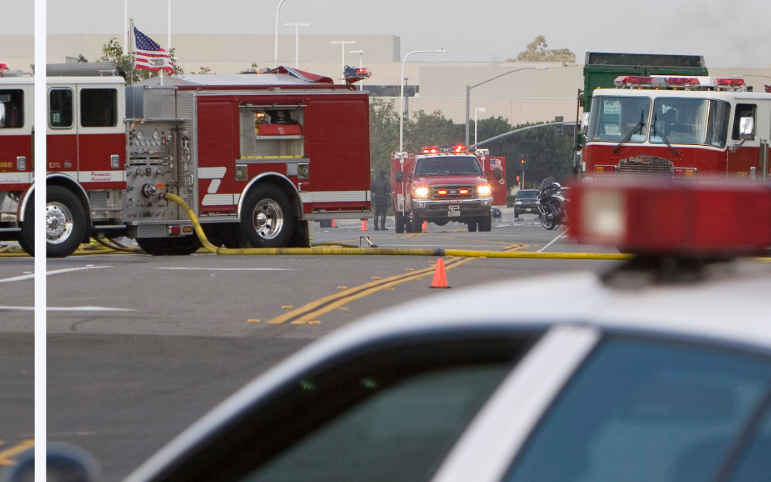 Who Is Liable For An Accident Involving An Emergency Vehicle?